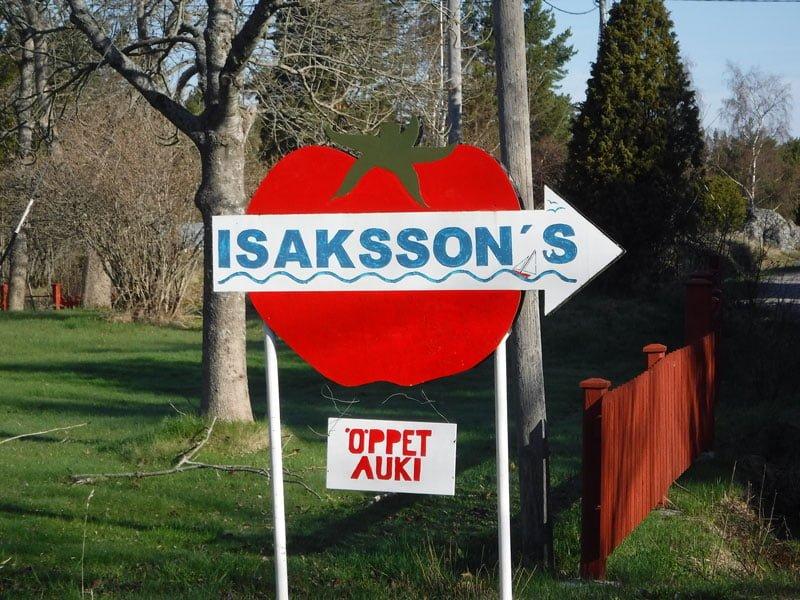 Isakssons handelstradgård