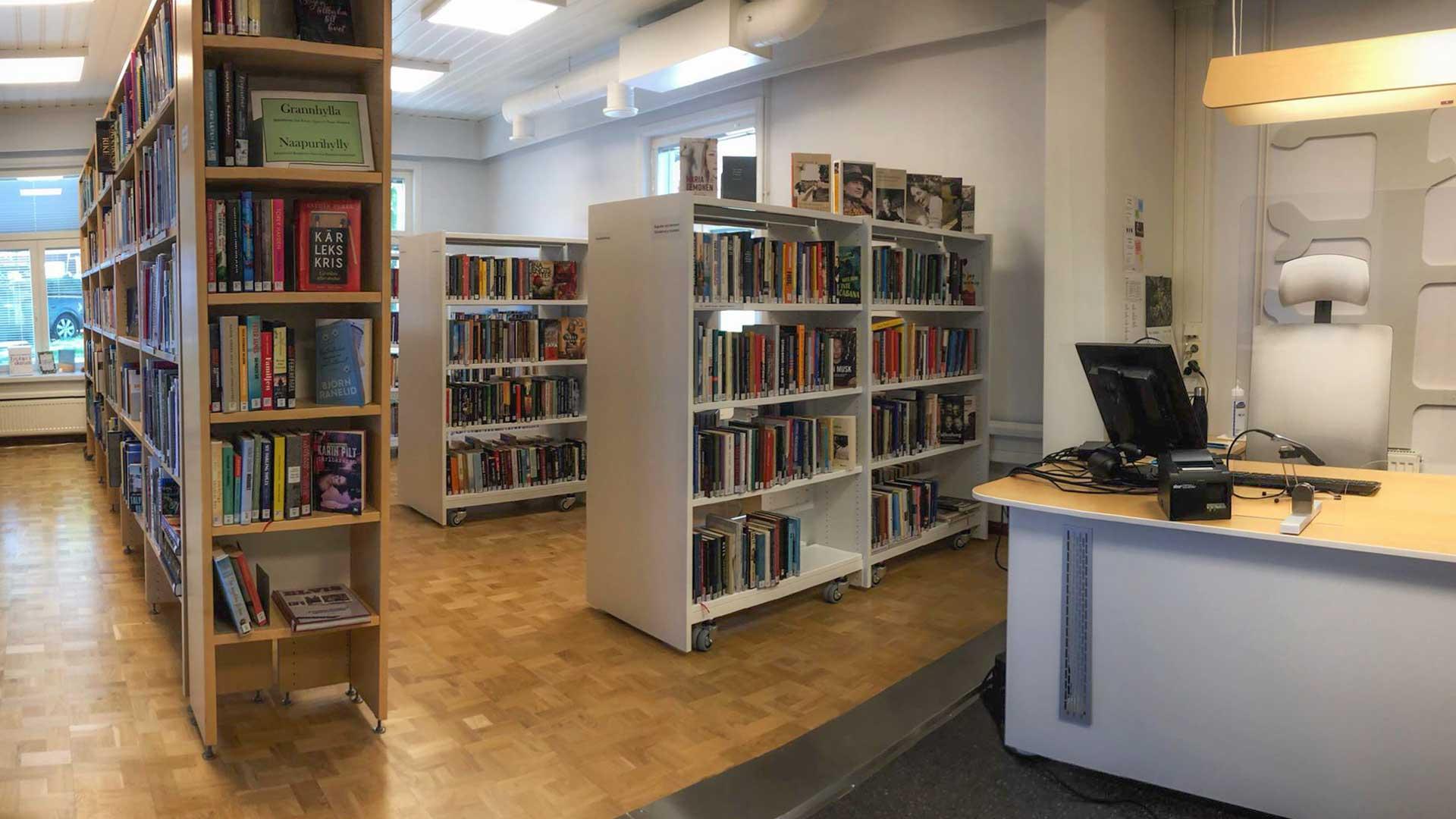 Blanka Kirjasto